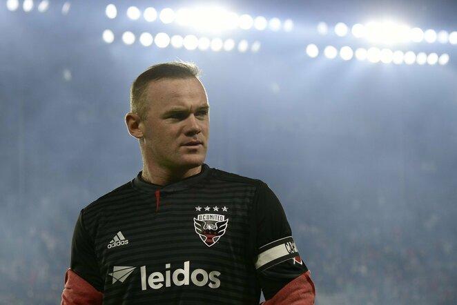 "MLS lyga: Vašingtono ""DC United"" - ""Columbus Crew"" | Scanpix nuotr."