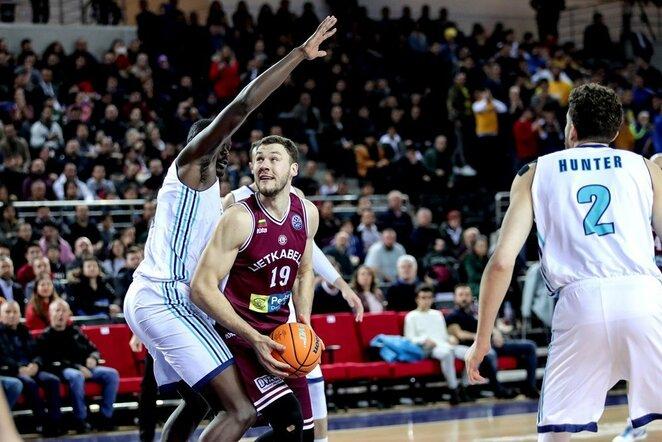 """Turk Telekom"" ir ""Lietkabelio"" rungtynės | FIBA nuotr."