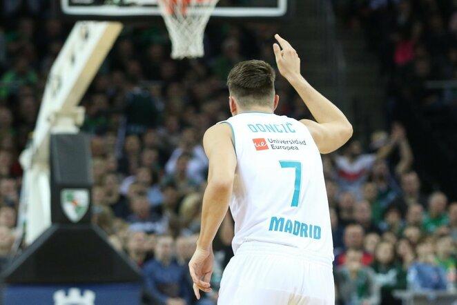 Luka Dončičius | Fotodiena nuotr.