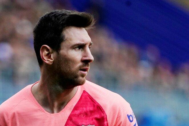 Auto Karta Barcelona.Paskutinėse La Ligos Sezono Rungtynėse L Messi Dublis Ir
