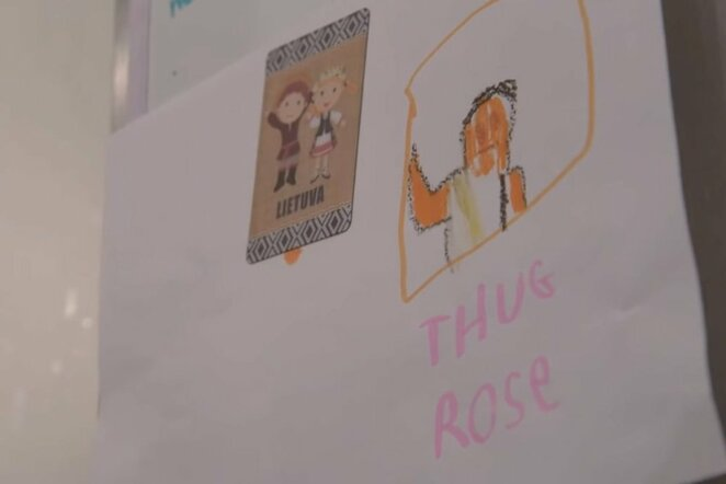 Rose Namajunas namai | Youtube.com nuotr.