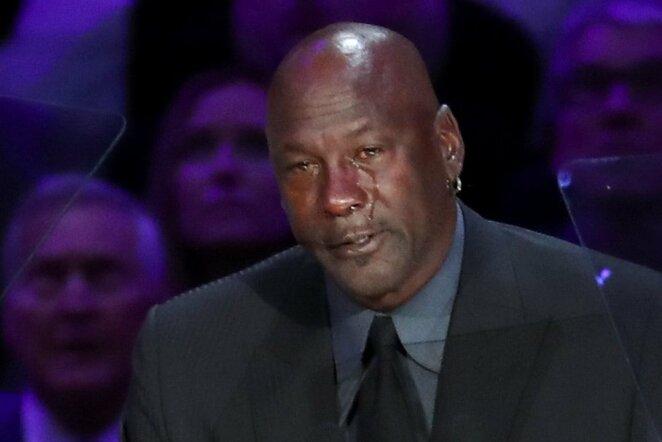 Michaelis Jordanas | Scanpix nuotr.
