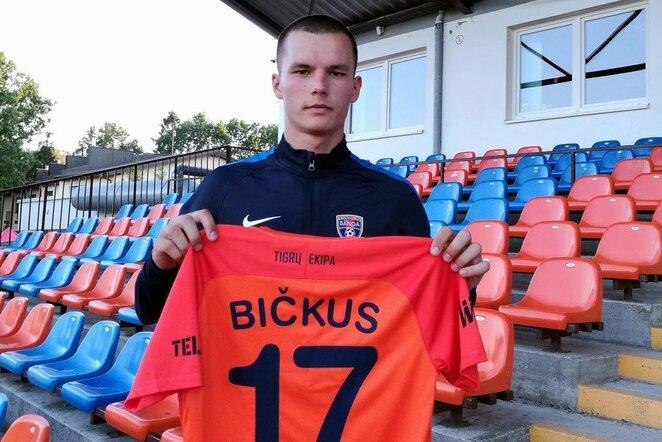 Jonas Bičkus   fkbanga.lt