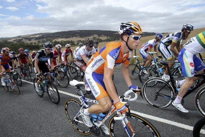 Dviračių lenktynės | AFP/Scanpix nuotr.