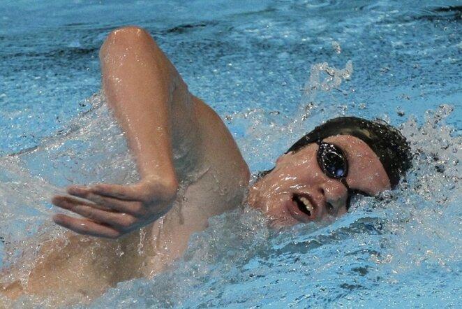 Plaukimas | AP/Scanpix nuotr.