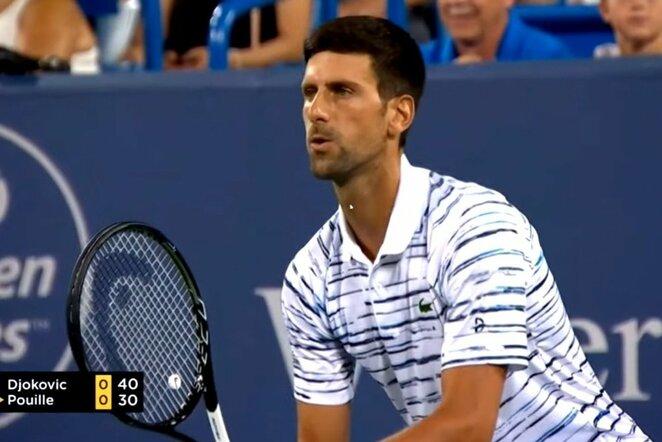 Novakas Djokovičius | Youtube.com nuotr.