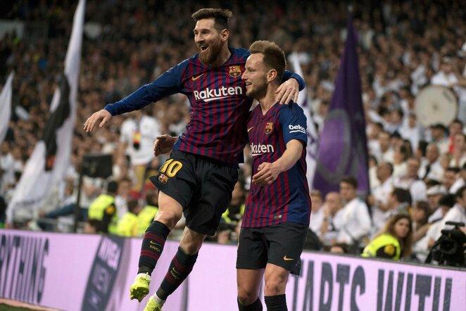 Auto Karta Barcelona.Trys Is Keturių Barcelona Ir Vėl Nugalėjo Real