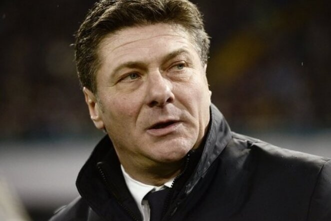 Walteris Mazzarri | AFP/Scanpix nuotr.