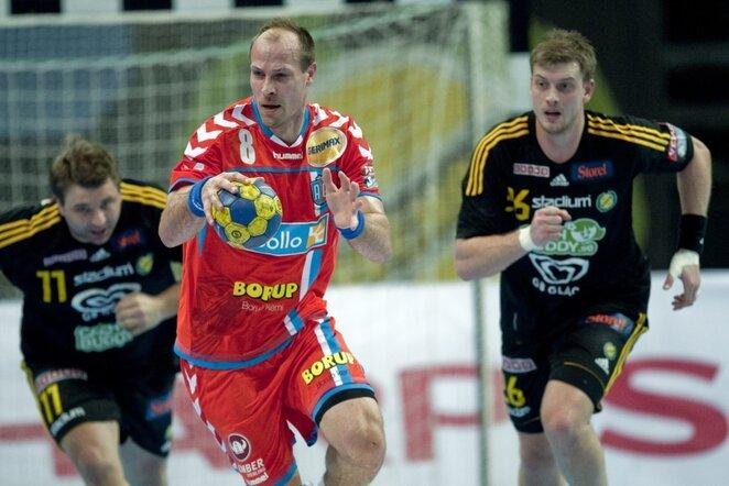 "Geteborgo ""IK Savehof"" ir Kopenhagos ""AG Kobenhavn"" rungtynės  | REUTERS/Scanpix nuotr."