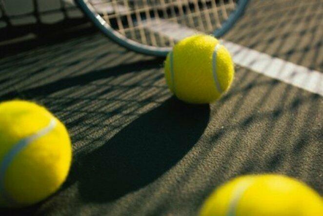 Teniso kamuoliukai | Organizatorių nuotr.