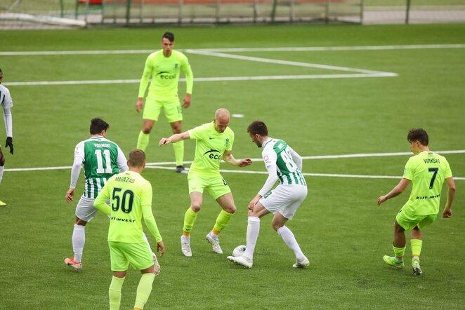 Rungtynių akimirka | Juliaus Kalinsko / BNS foto nuotr.