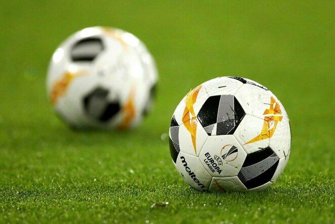 "Futbolo kamuolys   ""Twitter"" nuotr."