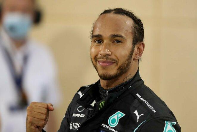 Lewisas Hamiltonas | Scanpix nuotr.
