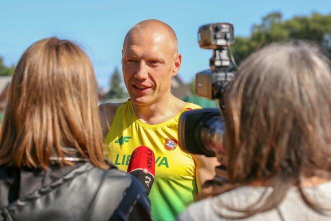 Danas Sodaitis | Lietuvos paralimpinio komiteto nuotr.