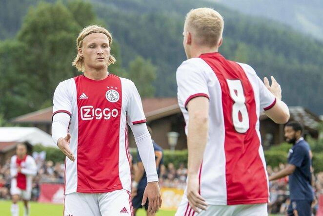 Kasperas Dolbergas (kairėje) | Scanpix nuotr.