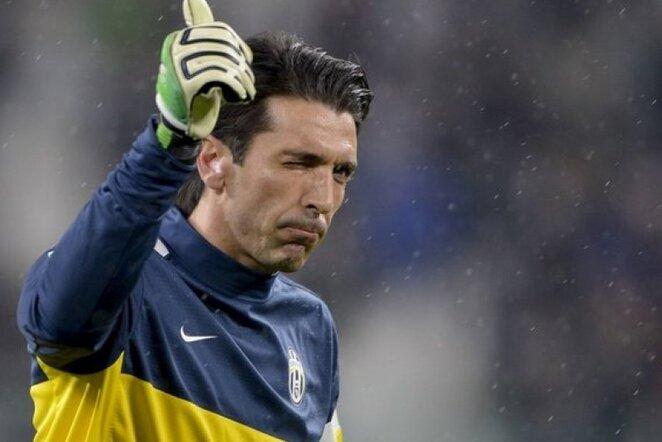 Gianluigi Buffonas   LaPresse/Scanpix