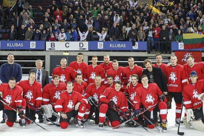 Lietuvos ledo ritulio rinktinė | hockey.lt nuotr.