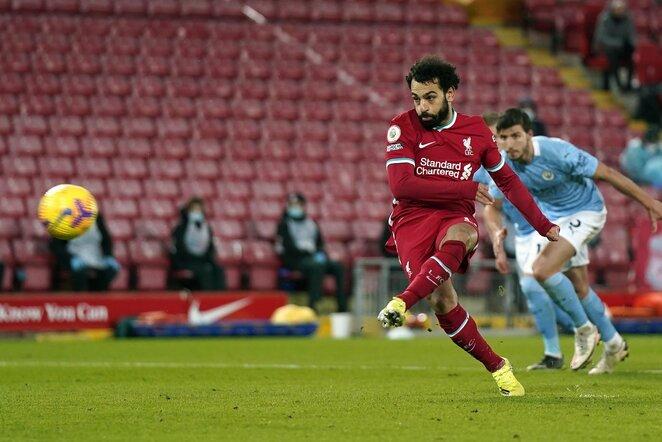 Mohamed Salah | Scanpix nuotr.