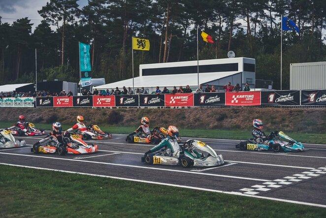 Pasaulio kartingų čempionatas | Organizatorių nuotr.