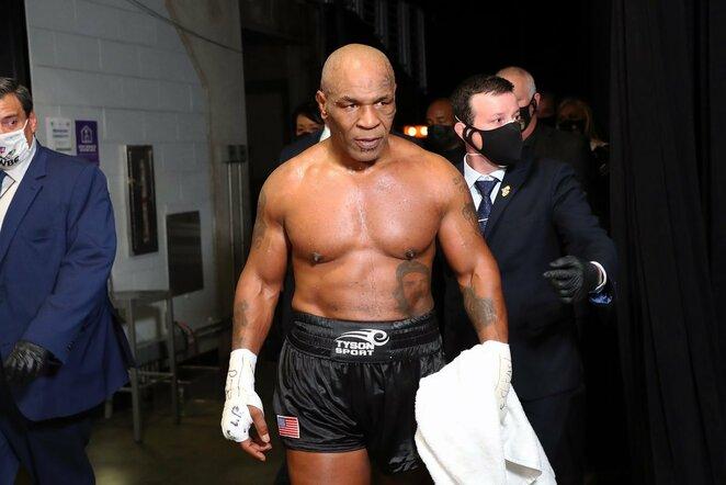 Mike'as Tysonas   Scanpix nuotr.