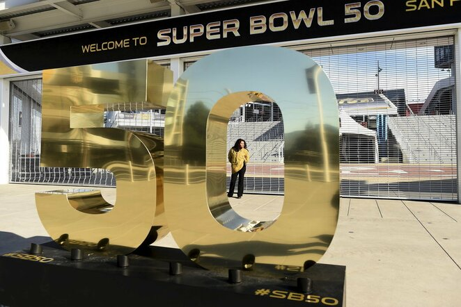 Super Bowl   Scanpix nuotr.