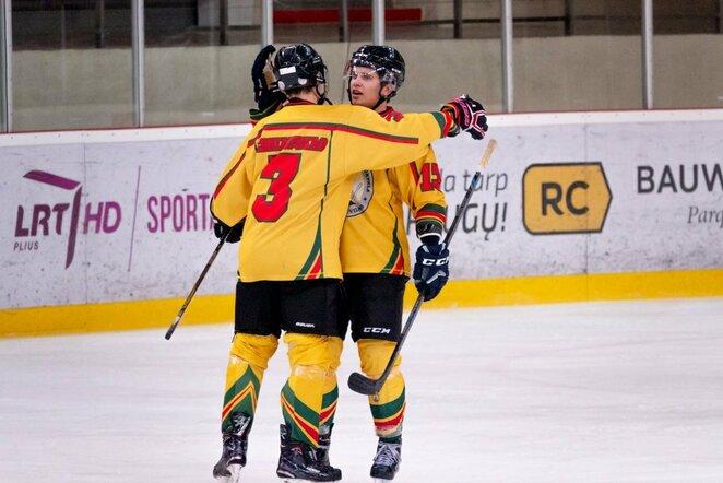 Dominykas Bisturys   hockey.lt nuotr.