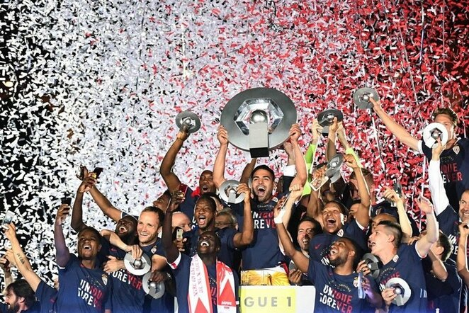 """""""Monaco"""" triumfas   Scanpix nuotr."""