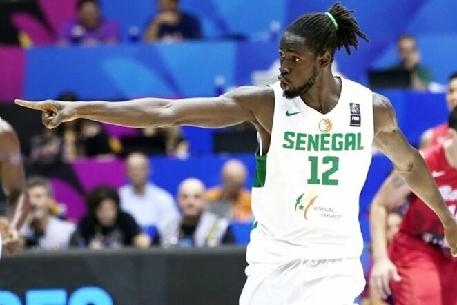 Ndouras | FIBA nuotr.