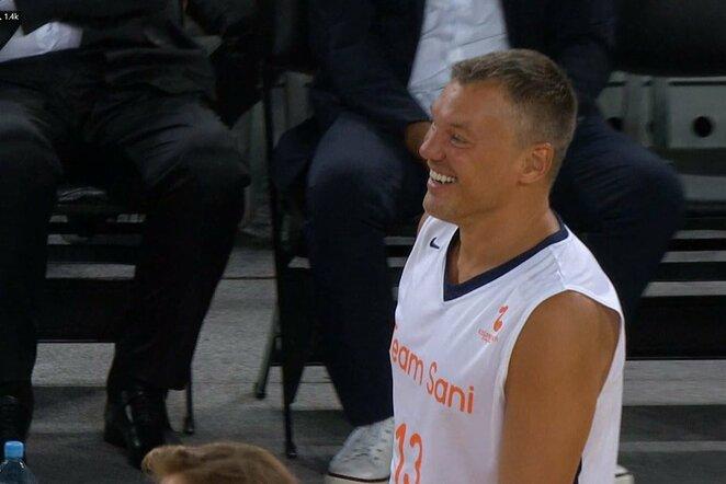 Jasikevičius | Organizatorių nuotr.