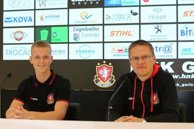 Paulius Golubickas ir Valdas Dambrauskas | Organizatorių nuotr.
