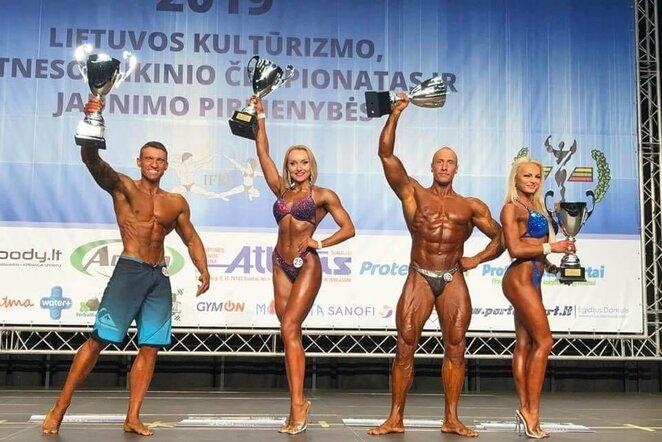 Šiauliuose surengtas IFBB Lietuvos čempionatas ir jaunimo pirmenybės   J.Jankūno nuotr.