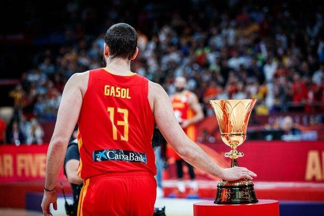 Gasolis | FIBA nuotr.