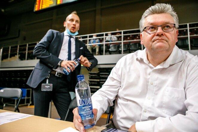 Vaidas Čeponis | Eriko Ovčarenko / BNS foto nuotr.