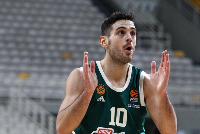 Ioannis Papapetrou   Scanpix nuotr.