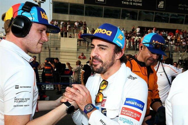 Fernando Alonso karjeros akimirkos | Scanpix nuotr.