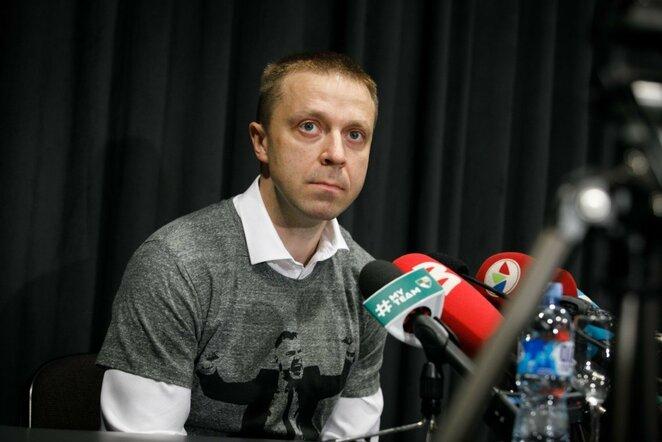 Paulius Motiejūnas | Eriko Ovčarenko / BNS foto nuotr.