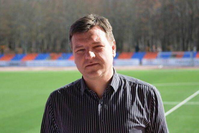 Rimantas Mikalauskas   J.Riekašienės nuotr.