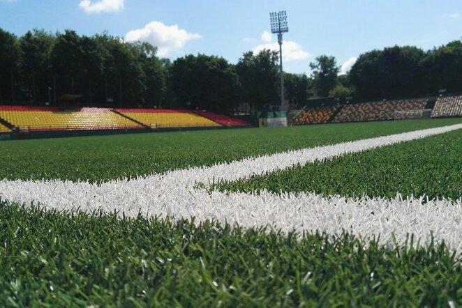LFF stadionas | LFF nuotr.