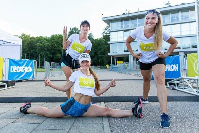 Moterų bėgimas | Organizatorių nuotr.