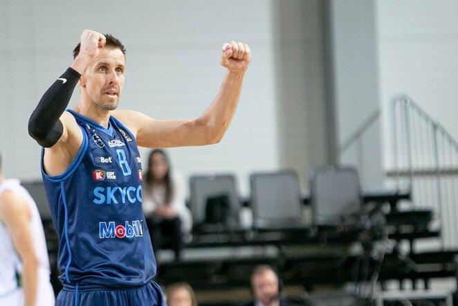 Mindaugas Lukauskis | Josvydo Elinsko / BNS foto nuotr.