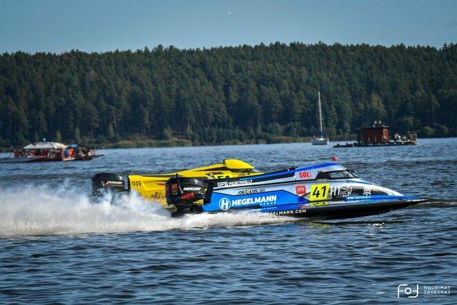 Pasaulio F2 vandens formulių čempionatas | Naurimo Zavecko nuotr.