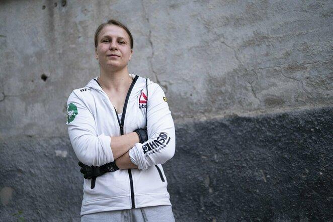 Julija Stoliarenko l Manto Stankevičiaus nuotr.