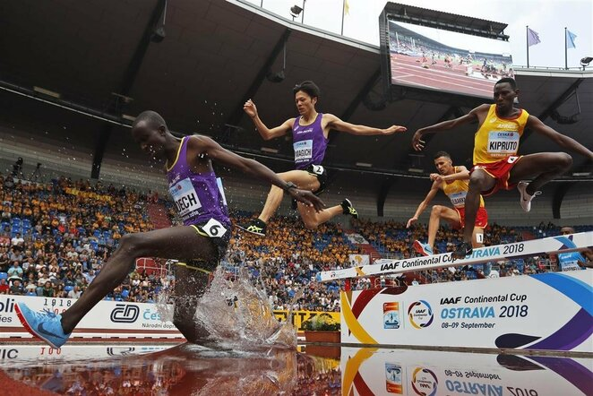 "IAAF ""Kontinentinė taurė""   Scanpix nuotr."