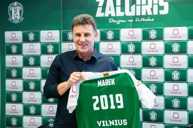 Mareko Zubo pristatymas | Žygimanto Gedvilos / BNS foto nuotr.