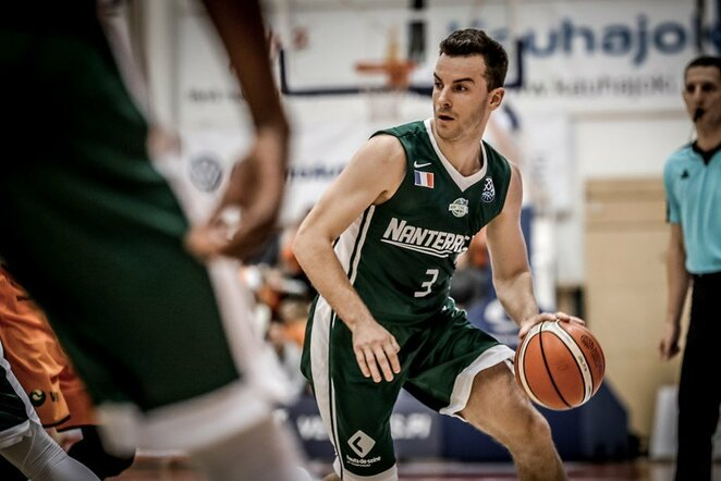 Adas Juškevičius   FIBA nuotr.