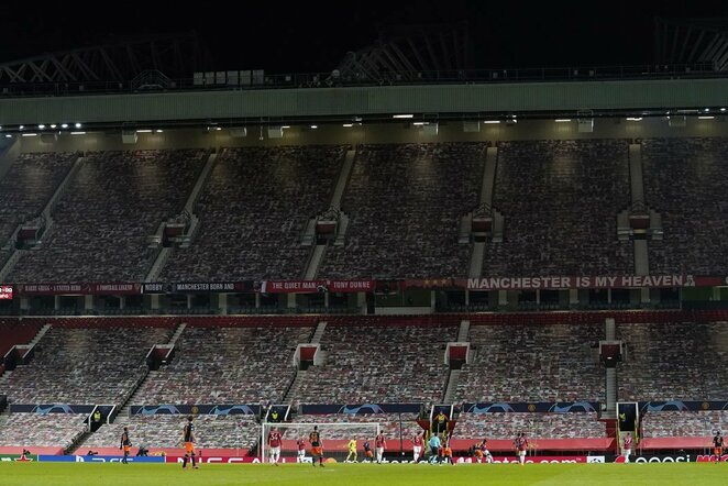"""Old Trafford"" stadionas   Scanpix nuotr."
