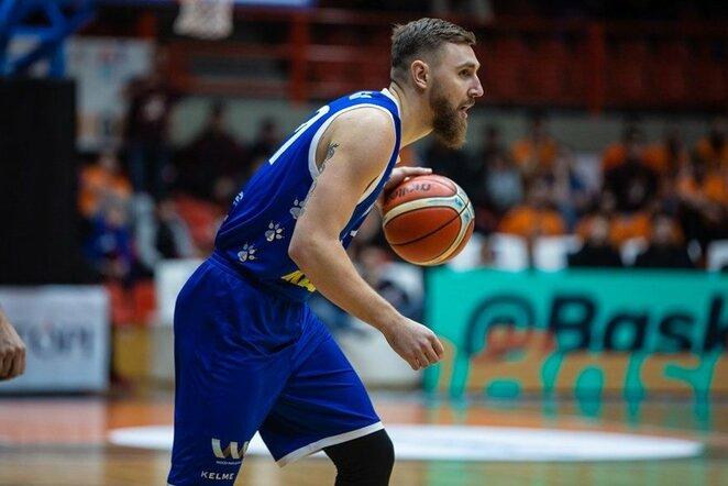 Deividas Gailius   FIBA nuotr.