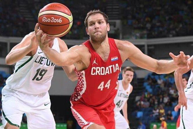Bojanas Bogdanovičius | FIBA nuotr.
