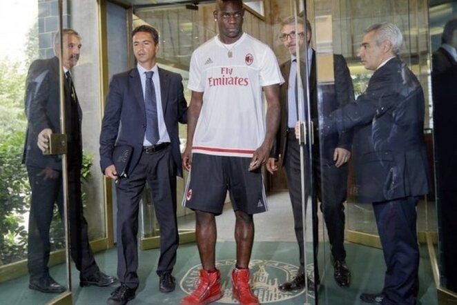Mario Balotelli   AP/Scanpix nuotr.