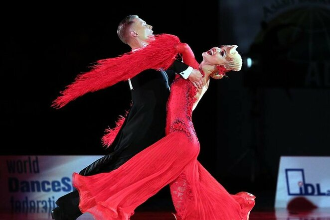 Sportiniai šokiai | Organizatorių nuotr.